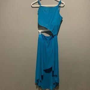 Balera Blue Dance Costume Adult Medium